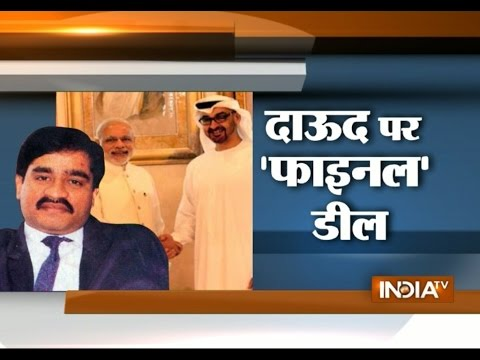 Special Report: PM Modi's Final Deal on Dawood Ibrahim with UAE - India TV
