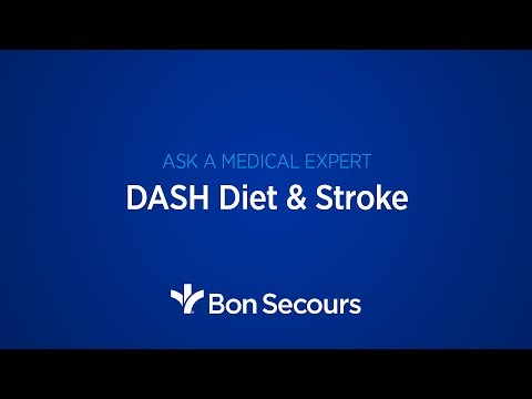 Ask a Medical Expert: DASH Diet and Stroke