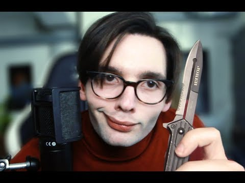Serial Killer Role Play ASMR (Finale)