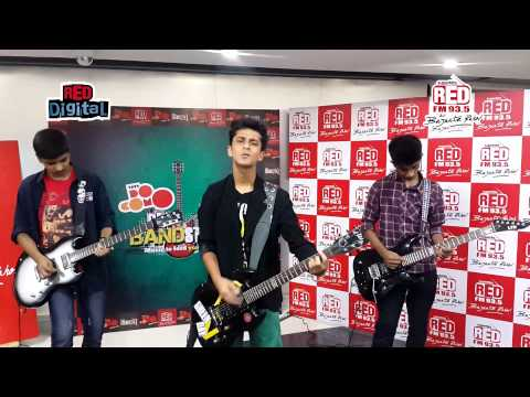 TataDocomo Red BandStand 'The Wrong Way' performs 'Are You N
