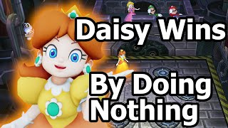 Mario Party 9 〇 Daisy Wins by Doing Absolutely Nothing