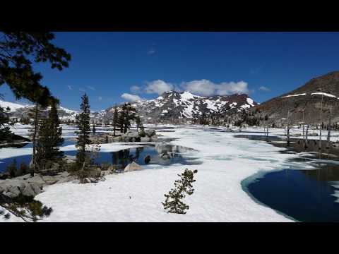Echo Lakes To Lake Aloha | PACIFIC CREST TRAIL | Desolation Wilderness