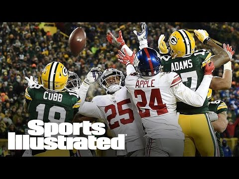 Chris Canty: How To Defend Against An Aaron Rodgers Hail Mary | SI NOW | Sports Illustrated