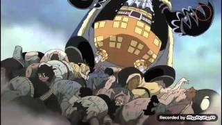 海賊王-頂上戰爭    香克斯出現  戰國宣布戰爭結束 thumbnail