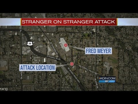 19-year-old Gresham woman attacked by stranger