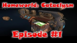 Homeworld Cataclysm Story #1