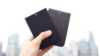 10 Useful Minimalist Slim Wallets You Must See - Best Futuristic Wallets For Men
