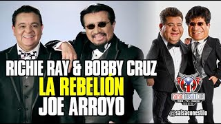 Rebelión - Richie Ray & Bobby Cruz ((( En Vivo ))) SalsaConEstilo.com by Gabo