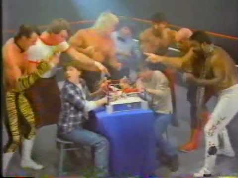 WWF Wrestling Superstars Commercial 1986