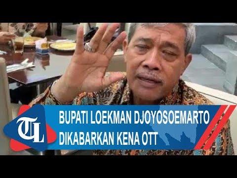 Bupati Loekman Djoyosoemarto Dikabarkan Kena OTT | Tribun Lampung News Video