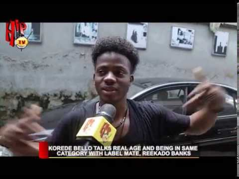 KOREDE BELLO FINALLY SPEAKS ON HIS REAL AGE (Nigerian Entertainment News)