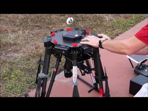 DJI Matrice 600 Promo Video Eagle Vision Aerial