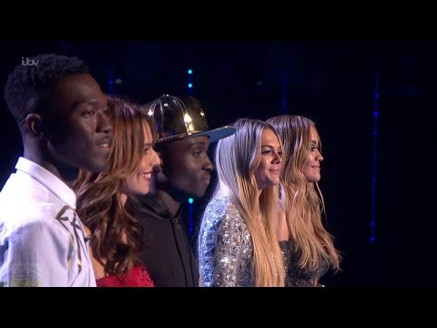 The X Factor UK 2015 S12E28 Live Shows Week 7 Finals Results