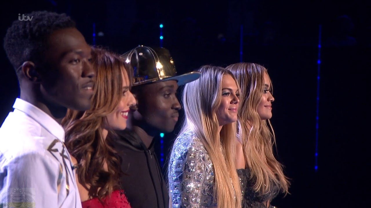 The winner of the show X-factor is defined 09.01.2011 46