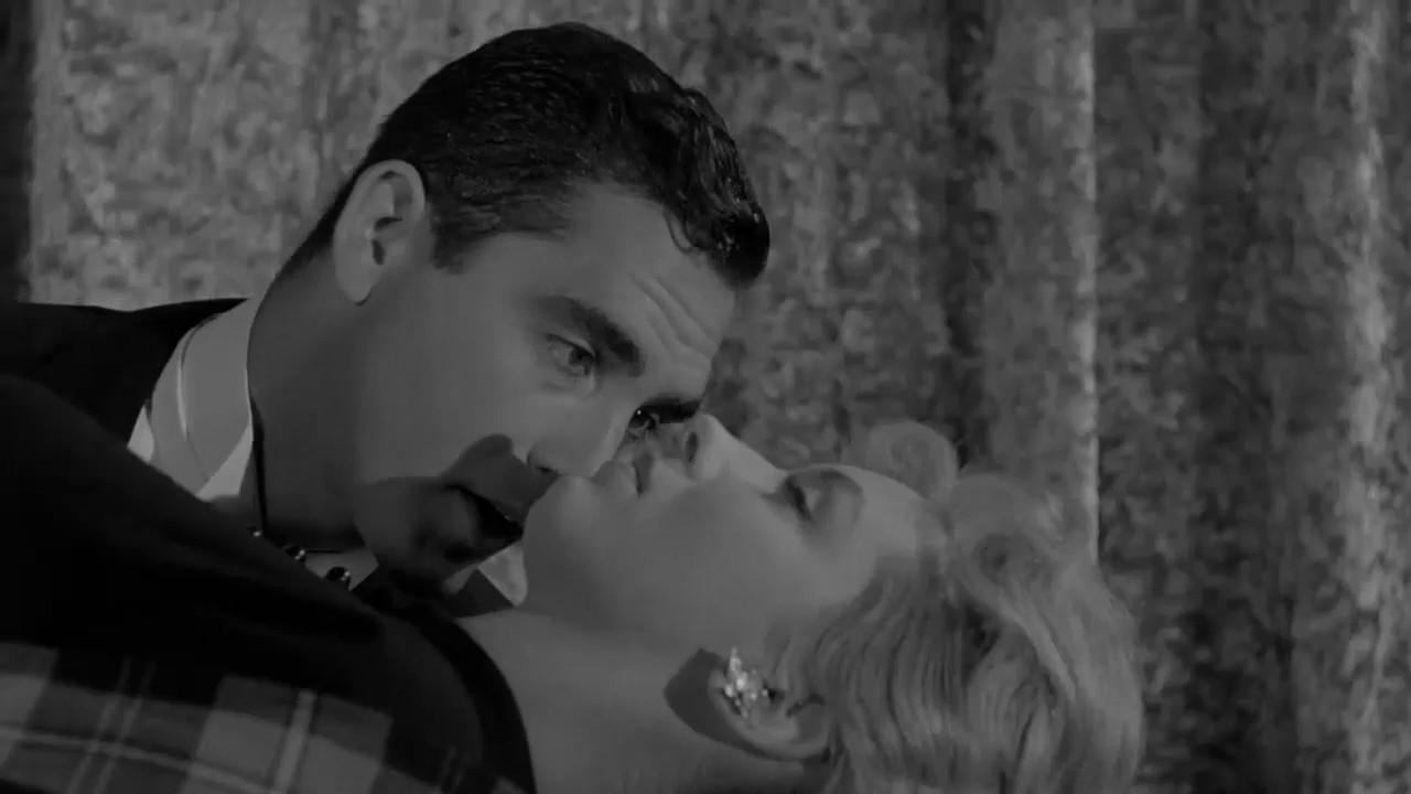the hypnotic eye  1960  - hypnosis  u0026quot levitation u0026quot  scene