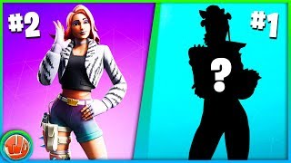 10 MOST BEAUTIFUL Skins In FORTNITE!! You DON'T expect this!!