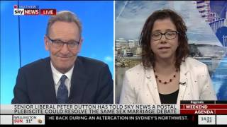 Sky News - 25 July 2017 - Income inequality