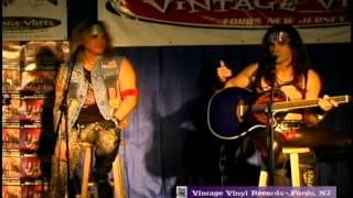 Steel Panther - Live & Acoustic @ Vintage Vinyl 10/07/09