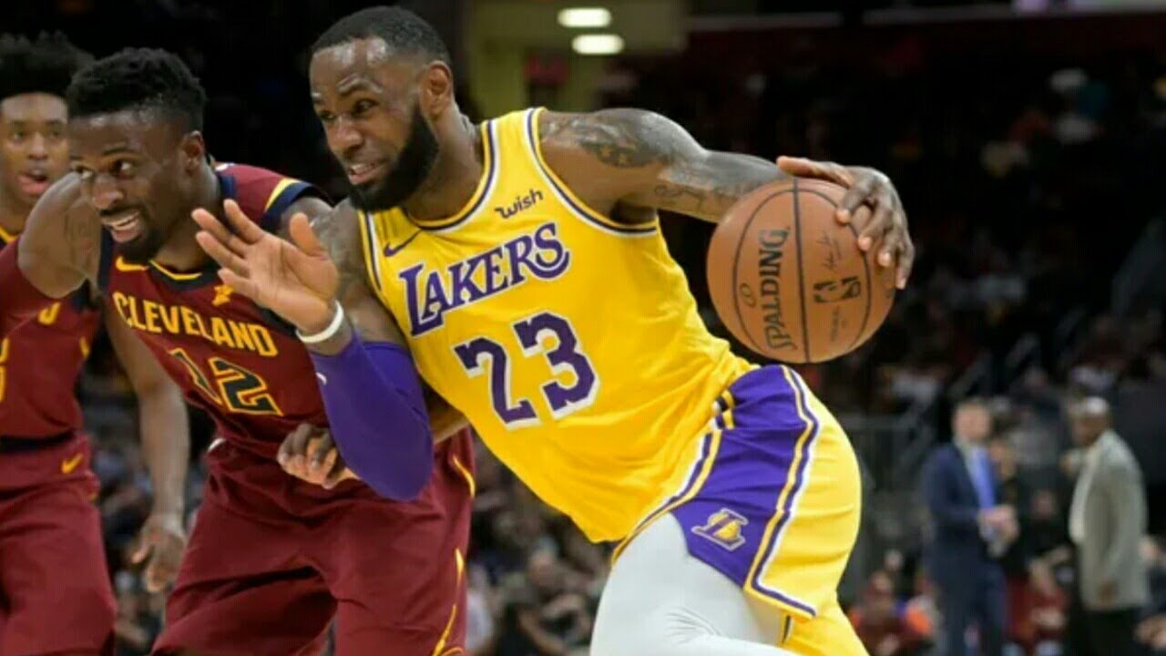 Cavaliers Vs Lakers 2018 >> Cleveland Cavaliers Vs La Lakers Highlights 11 21 2018