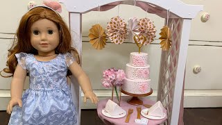 American Girl Doll Wedding Set - 2019 Girl of the Year