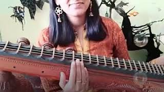Illayaraja best melody on Veena by Ranjani mahesh