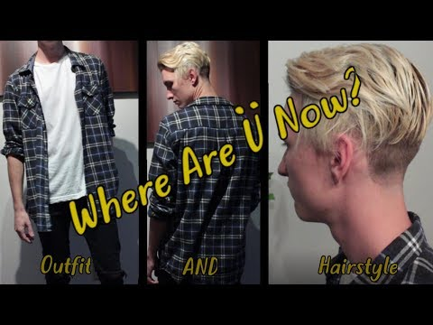 Justin Bieber | Where Are Ü Now Hairstyle & Outfit Tutorial | Mens' Hair