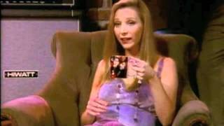 FRIENDS - Phoebe Buffay and her sexy voice