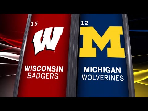 Wisconsin Badgers - Preview: Wisconsin at Michigan: Badgers hit the road