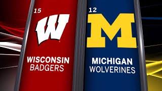 Wisconsin at Michigan: Week 7 Preview | Big Ten Football