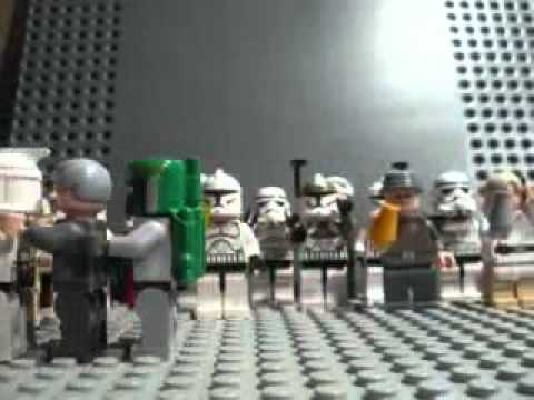 Lego Beer Song Star Wars
