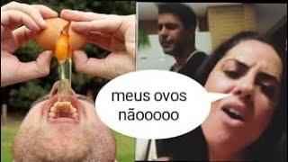 Zezé de Camargo 😟 chama dente de cavalo 🐴👢 de mentirosa que ela está grávida de outro?? Traição