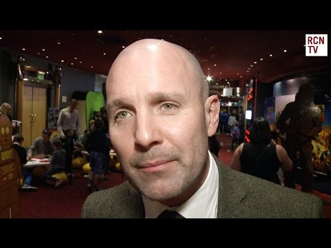 Johnny Harris Interview - Bob Hoskins Final Scene
