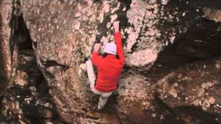 Dave MacLeod Climbs Blind Vision E10... in the Dark!