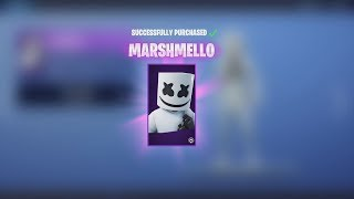 I BOUGHT a NEW MARSHMELLO SKIN – Fortnite Battle Royale (SLO)