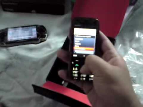 Unboxing Nokia 5730 XpressMusic Part 2 of 2