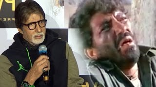 Original Version Of SHOLAY Had A VIOLENT Ending - Amitabh Bachchan