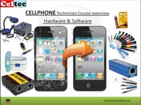 cell phone technician course overview