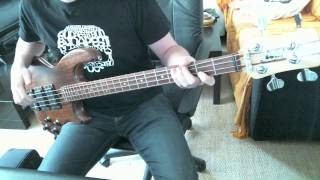 Primus - Too Many Puppies (Bass Cover)