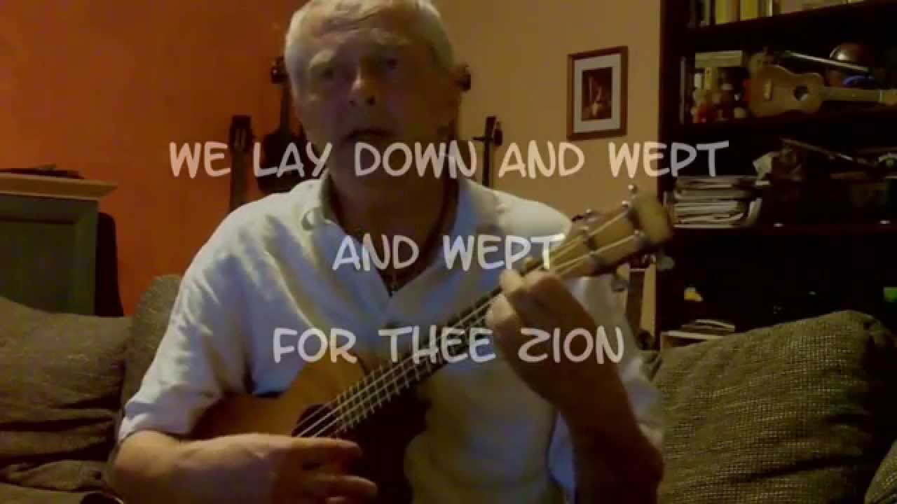 By the waters of babylon sing along with ukuleleu bass mclean by the waters of babylon sing along with ukuleleu bass mclean cover hexwebz Gallery