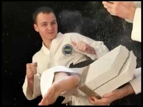 TAEKWON-DO ITF slow motion