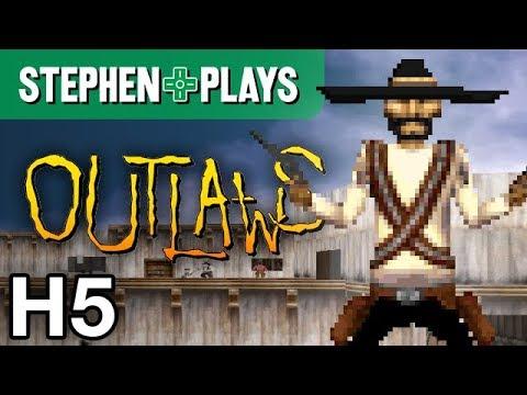 Outlaws: Historical Missions #H5 • Spittin' Jack Sanchez