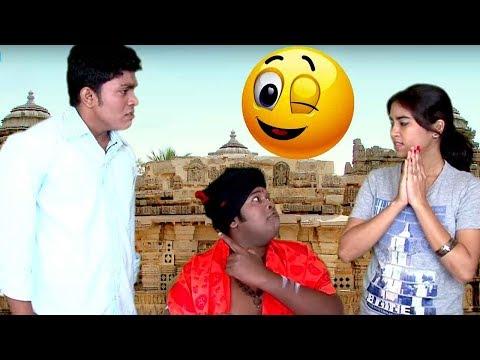 Tharki साधु Baba | Funny Man | Hindi Latest Comedy Jokes thumbnail