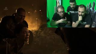 The Last of Us Part 2 + Ghost of Tsushima LIVE REACTION - PGW 2017 SONY