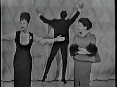 Chita Rivera on The Judy Garland Show
