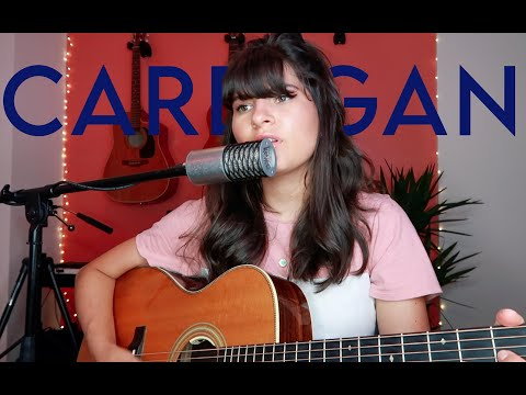 """Cardigan   Taylor Swift """"cabin in candlelight"""" version Official Video Cover By Danielle Ryan"""