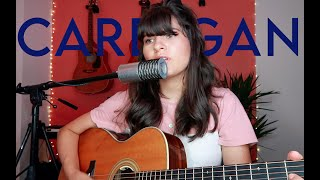 "Baixar Cardigan   Taylor Swift ""cabin in candlelight"" version Official Video Cover By Danielle Ryan"