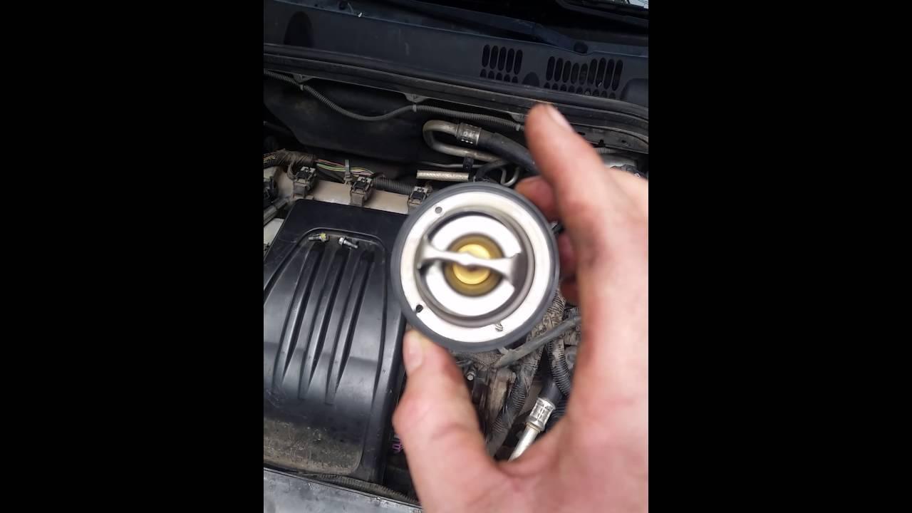 2 Ecotec Cobalt Over Heating Fix