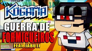 Kogama - Guerra de Formigueiros (Feat. Jabuti)