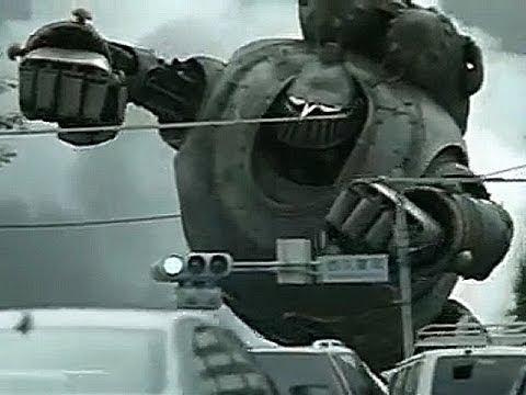 ドコモ データ通信 L-05A 2009年 「登場」篇 15秒+30秒 「鉄人vs.ブラックオックス」篇 15秒+30秒.