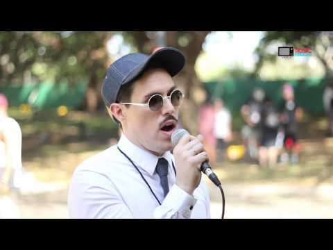 Interview: Sam Sparro at Homebake 2012